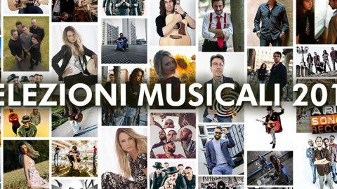 Areasonica Records ha aperto le selezioni musicali del 2018. Già da ora in selezione i nuovi artisti fino al prossimo gennaio 2019!