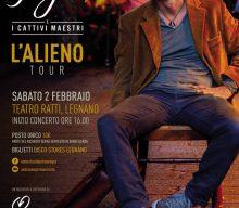 Andrea Negro in concerto per la Fondazione Umberto Veronesi presso il Tearo Ratti di Legnano.