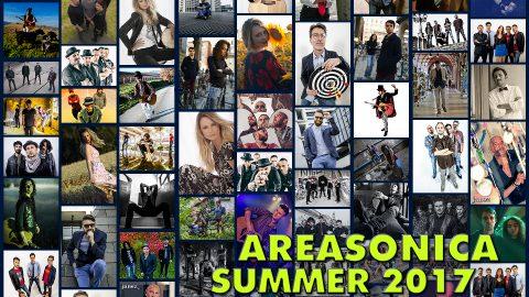 FUORI AREASONICA SUMMER 2017: ESCE LA COMPILATION ESTIVA CON I SINGOLI PIU' AMATI DI QUEST'ANNO TARGATA AREASONICA RECORDS!