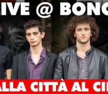 """Foschia: la band più amata dal pubblico bolognese al Bononia per il concerto di presentazione di """"Dalla città al Cielo."""" Giovedì 10 Ottobre 2019."""