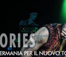 """Black Violence: acclamati anche in Germania per il nuovo tour """"Need Of Darkness""""."""
