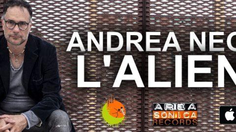Fuori L'Alieno, il nuovo album di Andrea Negro: arriva un rock d'autore introspettivo, identitario e personale!