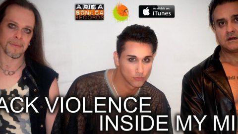 Fuori Inside My Mind, singolo d'anteprima dei Black Violence: la band torinese presenta un'anticipazione del suo full lenght di debutto!