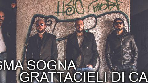 I Dagma Sogna tornano in grande stile: rilasciato il nuovo album Grattacieli Di Carta, già alto in classifica su iTunes! 9 marzo release party al The Tube di Savona.