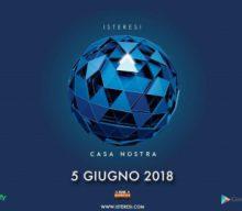 Parte oggi la release ufficiale di Casa Nostra, il nuovo album degli Isteresi: la band siciliana, con un pop rock fresco e accattivante, ci apre le porte del suo mondo.