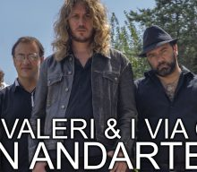 "La band pop rock dei Mirko Valeri & I Via Greve torna in radio e su youtube con ""Non Andartene""!"