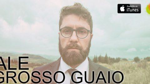 Myale presenta Grosso Guaio: torna l'itpop dell'artista fiorentino con un nuovo videoclip su youtube.