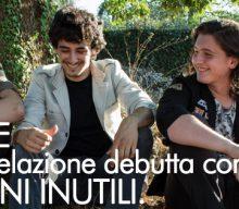 ATTENZIONI INUTILI: FUORI L'ESPLOSIVO DEBUT ALBUM DEI RESILIENCE!