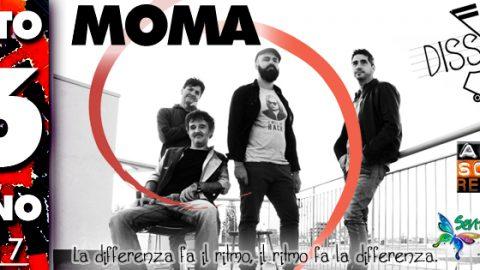 Sabato in Montagnola parte Dissonanze, la Rassegna musicale curata da Areasonica Records e Sentieri di Libertà.