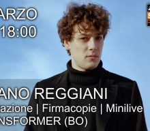 Sabato 16 marzo Romano Reggiani incontra i fan: presentazione e firmacopie al Transformer di Bologna.