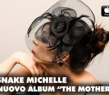 "LA POLIEDRICA ARTISTA SILVERSNAKE MICHELLE ESCE CON IL QUARTO ALBUM ""THE MOTHER CODE""."