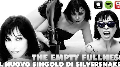 """È IN RADIO """"THE EMPTY FULLNESS"""", IL NUOVO SINGOLO DI SILVERSNAKE MICHELLE. ANCORA UN BRANO ESTRATTO DALL'ACCLAMATO ALBUM """"THE MOTHER CODE""""."""