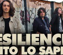 """""""TANTO LO SAPEVO"""": I RESILIENCE TORNANO IN RADIO CON LA TITLE TRACK DEL LORO ULTIMO ALBUM."""