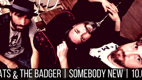 FUORI SOMEBODY NEW: IL NUOVO SINGOLO DEI SUPERCATS & THE BADGER E' IN RADIO!