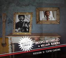 Domenica 24 febbraio: il cantautore William Manera in concerto sul palco del Mercato Sonato di Bologna.