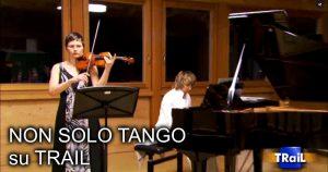 Raffaella Zagni e Angela Palfrader presentano Non Solo Tango su Rai Sudtirol